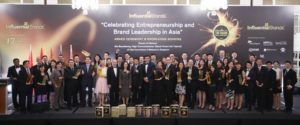 Nexia TS Congratulates Asia's Leading Brands at InfluentialBrands® Top Brand 2015 Awards