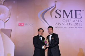 Nexia TS winner of SME One Asia
