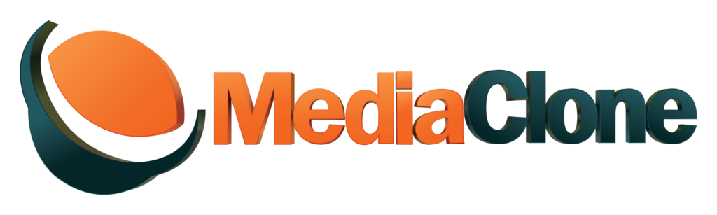 Cybersecurity Products Media Clone Logo