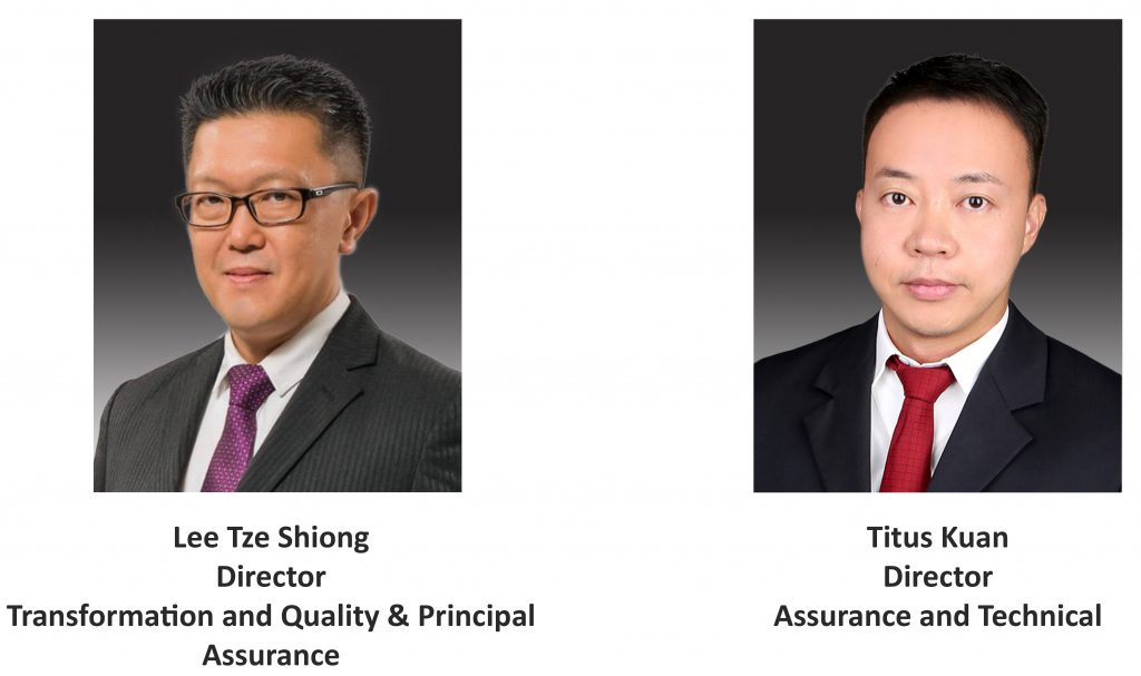 accounting firm in singapore named new directors