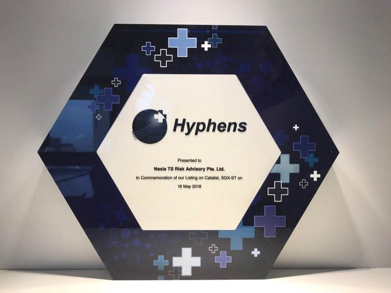 hyphens pharma international ipo listing on sgx catalist board